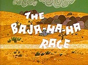 The Baja-Ha-Ha Race Cartoon Picture