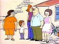 Papa, The Housewife Cartoon Picture