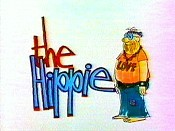 The Hippie Cartoon Picture