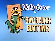 Bachelor Buttons Cartoon Character Picture