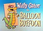 Balloon Buffoon Picture Of The Cartoon