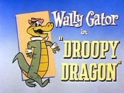 Droopy Dragon Cartoon Picture
