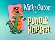 Puddle Hopper Cartoon Character Picture