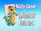 Tantalizin' Turnips Pictures Cartoons