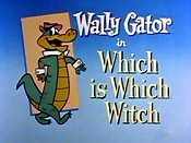 Which Is Which Witch Picture Into Cartoon