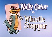 Whistle Stopper Cartoon Character Picture