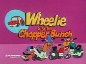 Happy Birthday Wheelie Cartoon Character Picture