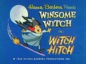 Witch Hitch Cartoon Picture