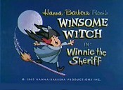 Winnie The Sheriff Free Cartoon Picture