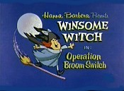 Operation Broom Switch Cartoon Picture