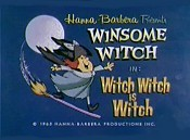 Witch Witch is Witch Free Cartoon Picture