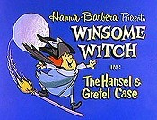 The Hansel & Gretel Case Pictures In Cartoon