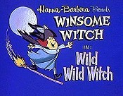 Wild Wild Witch Free Cartoon Picture