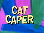 Cat Caper Pictures In Cartoon