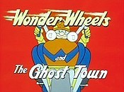 And The Ghost Town Picture Of The Cartoon
