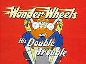 And His Double Trouble Free Cartoon Picture