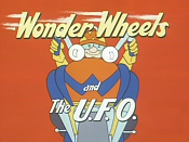 And The U.F.O. Free Cartoon Picture