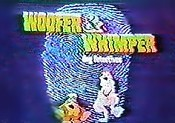 Woofer And Wimper, Dog Detectives Picture Of Cartoon
