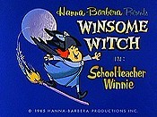 Schoolteacher Winnie Cartoon Picture