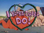 I Yabba-Dabba Do! Picture Of Cartoon