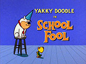 School Fool Cartoon Character Picture