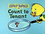 Count To Tenant Cartoon Character Picture