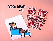 Be My Guest Pest Cartoon Picture
