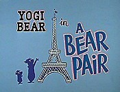 A Bear Pair The Cartoon Pictures