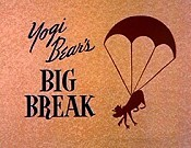 Yogi Bear's Big Break Pictures To Cartoon