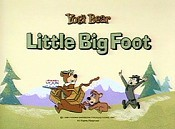 Little Big Foot Free Cartoon Picture