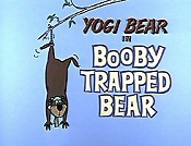 Booby Trapped Bear Cartoon Funny Pictures