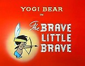 The Brave Little Brave Cartoon Picture