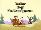 Yogi De Beargerac Picture Into Cartoon