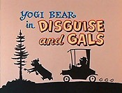 Disguise And Gals Cartoons Picture