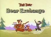Bear Exchange Free Cartoon Picture