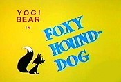 Foxy Hound-Dog Cartoon Picture