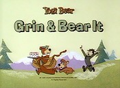 Grin & Bear It Picture Into Cartoon