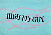 High Fly Guy Cartoon Picture