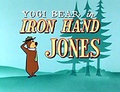 Iron Hand Jones Cartoon Picture