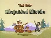 Misguided Missile Free Cartoon Picture