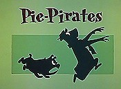 Pie-Pirates Picture Into Cartoon