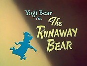 The Runaway Bear Cartoon Picture