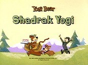Shadrak Yogi Picture Into Cartoon