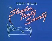 Slumber Party Smarty Picture Into Cartoon