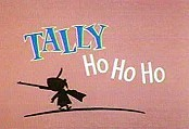 Tally Ho Ho Ho Cartoon Picture