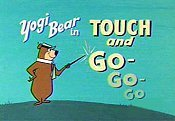 Touch And Go-Go-Go Cartoon Picture