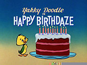 Happy Birthdaze Cartoon Character Picture