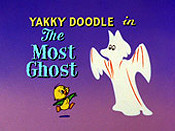 The Most Ghost Cartoon Picture