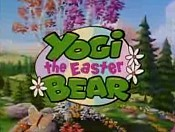 Yogi The Easter Bear Cartoon Picture