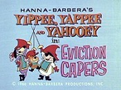Eviction Capers Cartoon Picture